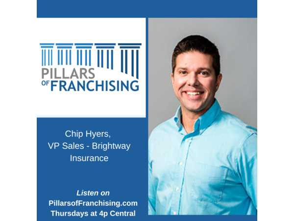 How does the insurance franchise Brightway Agency focus on profitability?