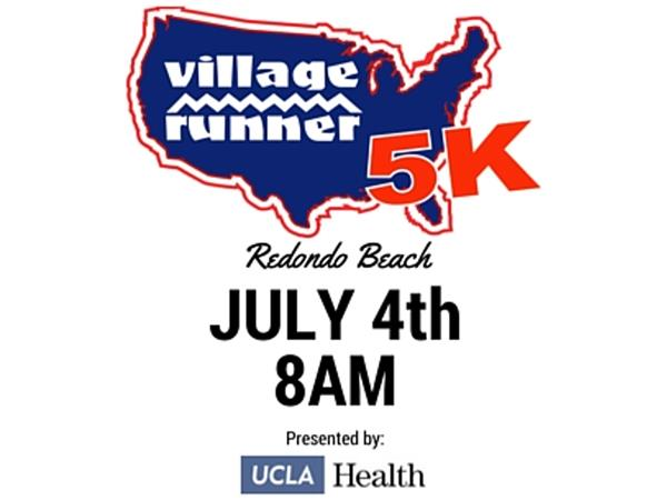 The 23rd Annual Village Runner Fourth of July 5K presented by UCLA