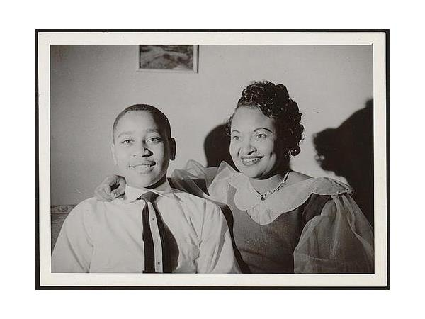 Emmett Till Lest We Forget With Author Simeon Wright 0227 By