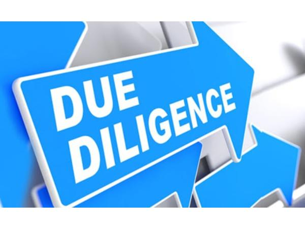 To Invest or Not Invest - Due Diligence Will Shine a Light