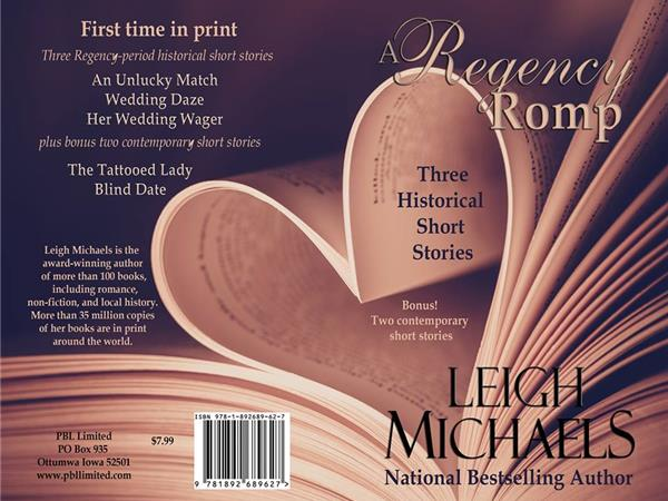 Romance is in the air - Special guest Leigh Michaels 01/09