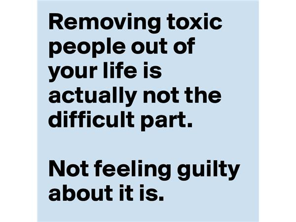 Removing Toxic People in your Life! 10/08 by The Psychic