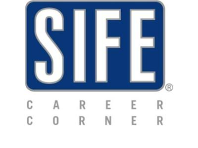 SIFE Career Corner featuring Cintas Corporation 04/17 by