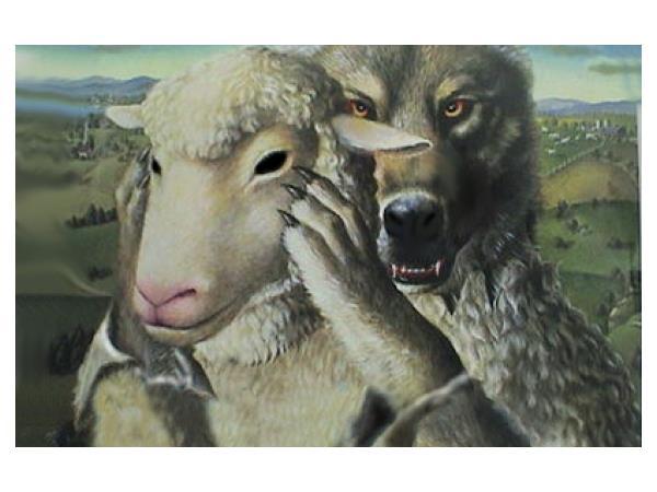 IDENTIFYING FALSE SHEPHERDS AND FALSE SHEEP 08/09 by opposing the matrix |  Religion