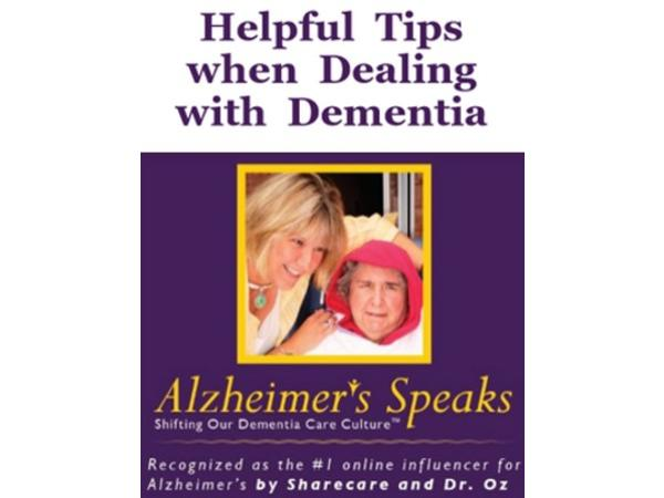 Alzheimer S Speaks Radio Talks About Giving Hope Because
