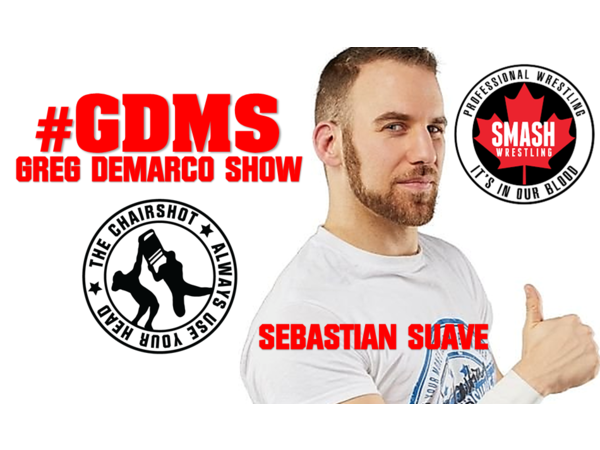 Greg DeMarco Show: Talkin' Shop With Sebastian Suave