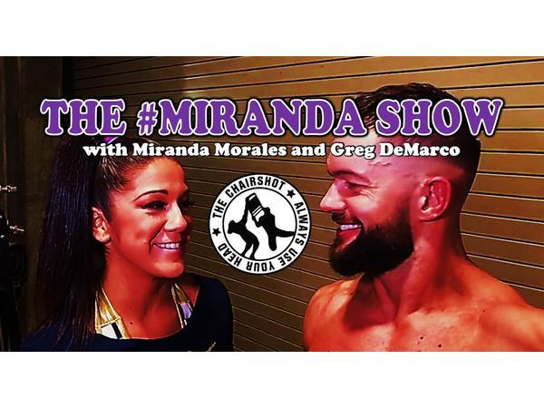 The #Miranda Show: Miranda ❤'s Bayley....24/7
