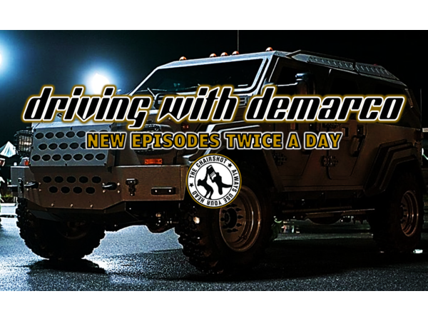 Driving With DeMarco #036 - The Financial Side Of The AEW TV Deal