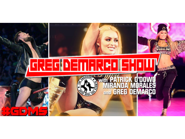 Greg DeMarco Show: WWE 2k Cover + Who Should/Will Win At SummerSlam