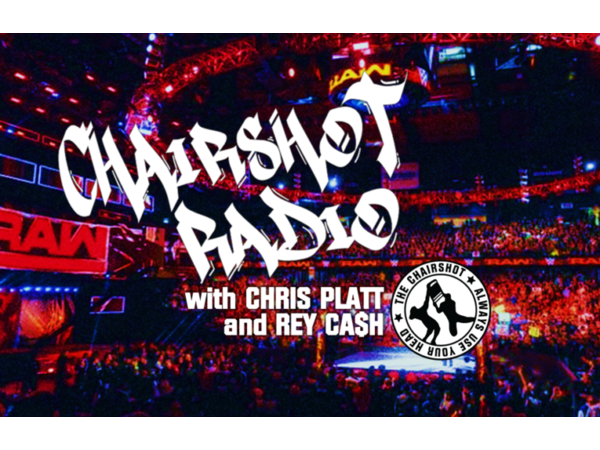 Chairshot Radio Daily Thursday - The Welcome Back Episode w/ The Outsider's Edge