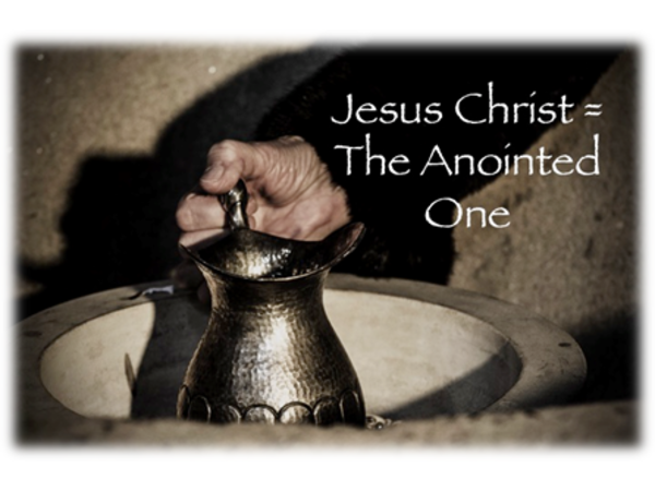 JESUS CHRIST GOD'S INDESCRIBABLE AND PERFECT GIFT DAY 12 (ANOINTED) 04/13  by iamprayers | Christianity