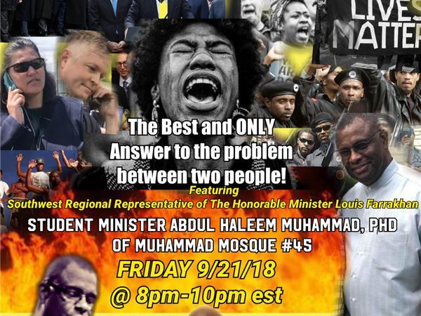 Play Nat Turner Library Radio Show Abdul Haleem Muhammad