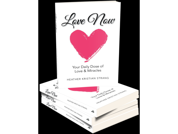 Love Now: Your Daily Dose of Love & Miracles with Author Kristian