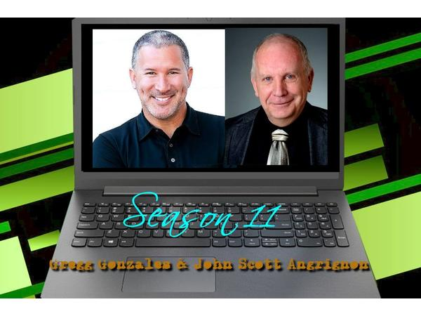 Gregg Gonzales and John Scott Angrignon on Dr. Michael's Perspectives