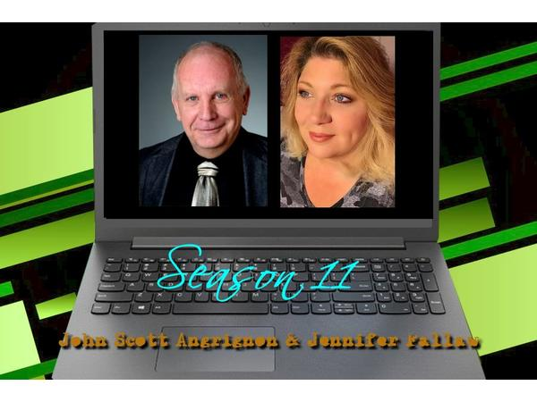 John Scott Angrignon and Jennifer Fallaw on Dr. Michael's Show