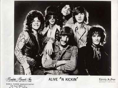 70s Flashback Weekend Alive N Kickin Pepe Cardona 06 15