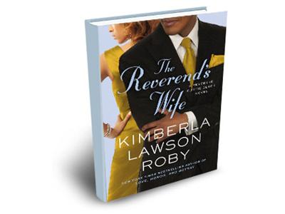 Kimberla Lawson Roby Author Of The Reverends Wife 0424 By