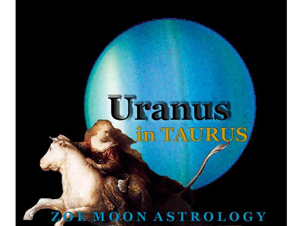 The Zoe Moon MERCURY RETROGRADE and URANUS into TAURUS