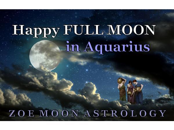 The Zoe Moon JUPITER DIRECT, URANUS RETROGRADE and FULL MOON