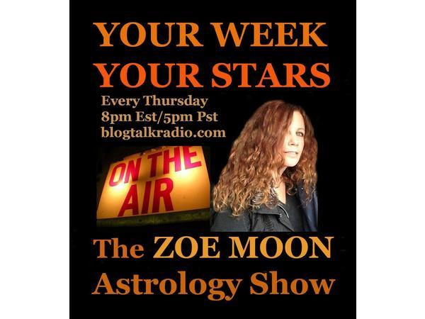 The Zoe Moon Astrology SPRING EQUINOX-SUN & VENUS in Aries Show