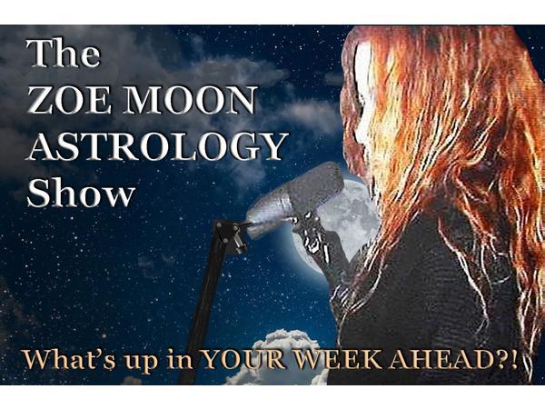The Zoe Moon Astrology NEW MOON and URANUS DIRECT Show