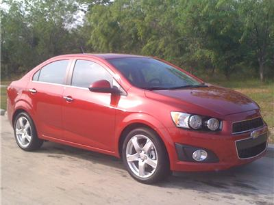 Review Of 2012 Chevy Sonic Ltz Test Drive 0513 By Alan Gell