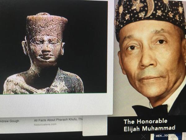 Was The Honorable Elijah Muhammad The Ancient Pharaoh