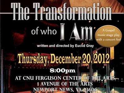 Euclid Gray: The Transformation of Who I Am 12/02 by Journey to