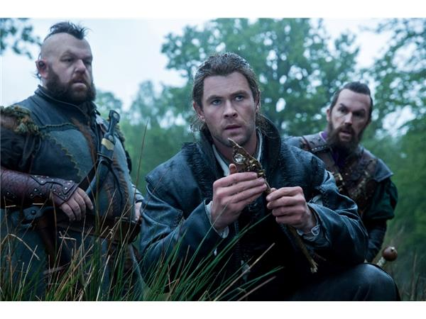The Huntsman: Winter's War Review, Plus The Jungle Book, News, And
