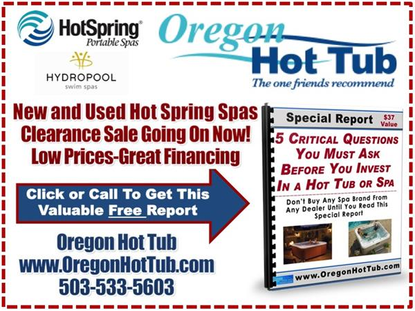 Hot Tubs For Sale Portland Craigslist Portable Spas Or 04 30 By