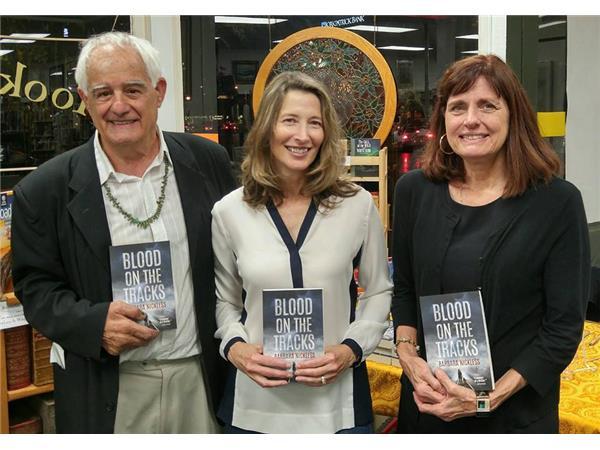 Barbara Nickless: from raptor rehabilitator to crime fiction