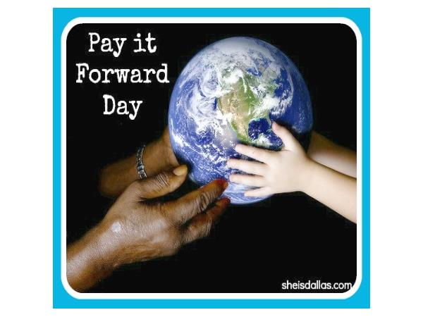 pay it forward essay
