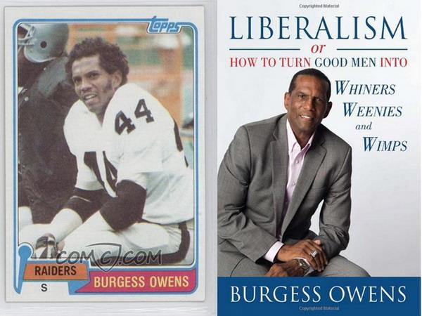 liberalism author burgess owens - 600×450