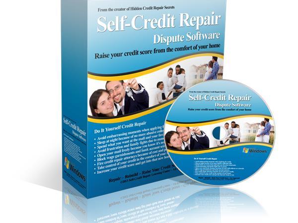 do it yourself credit repair software