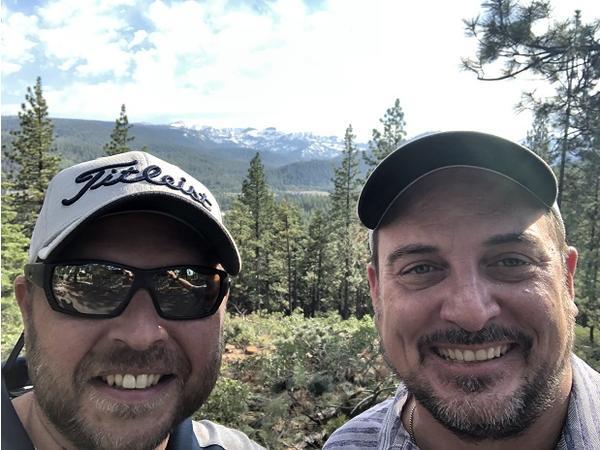 $100K 2019-20 FBG Playoff Challenge Winners Jim Cox & Jeff Everage