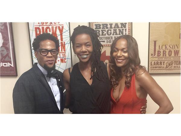 Beer & Hash Browns  featuring D.L. Hughley