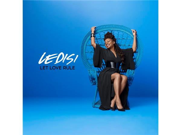 R&B Singer Ledisi: the voice & nothing but the truth