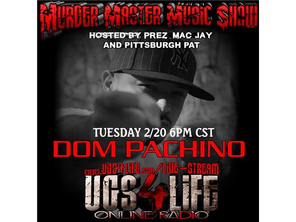 Episode 503 - Dom Pachino of Killarmy 02/20 by The Murder