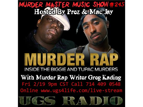 Episode 245: The Movie Murder Rap with Writer Greg Kading 02