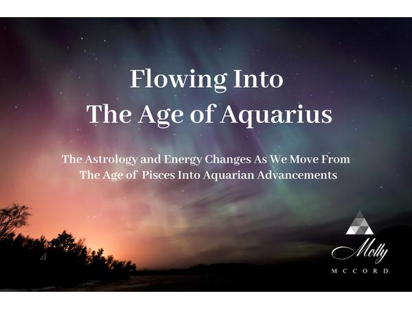 Flowing Into The Age of Aquarius 06/17 by Conscious Cool Chic Radio