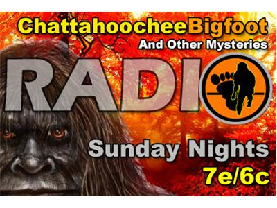 Chattahoochee Bigfoot Radio