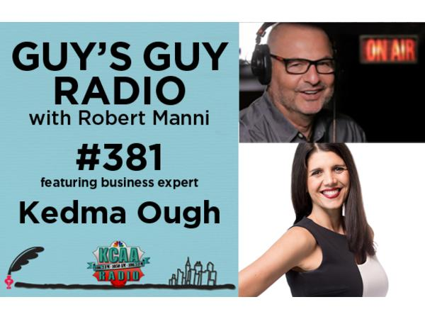 #381 Small Business Expert Kedma Ough and Saying Goodbye to NYC