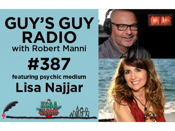 #387 Celebrity Channeler Lisa Najjar