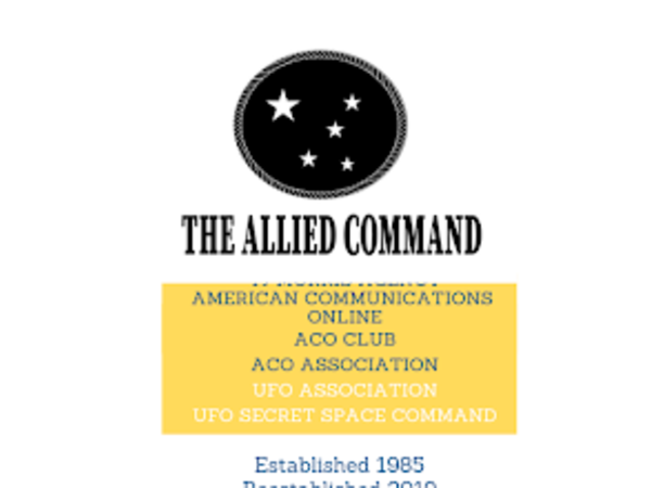 Allied Command Organization 06/14 by Theresa J Morris | Paranormal
