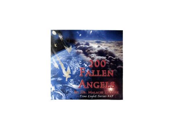 200 FALLEN ANGELS & ANGELIC DESCENDANTS
