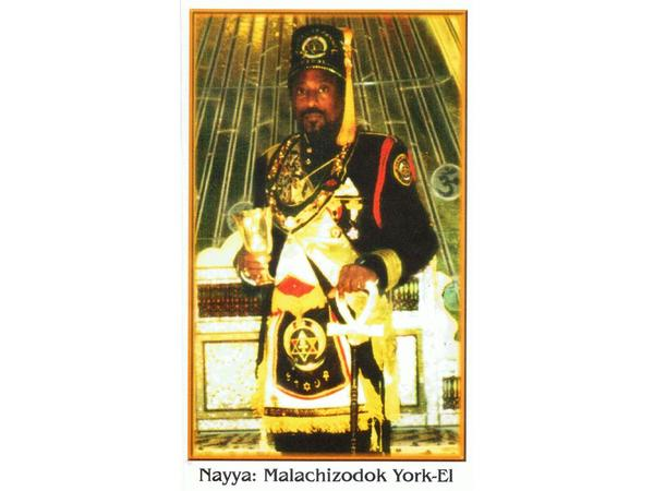 """THE MAN OF THE HOUR """"YOUR MOORISH EDUCATION"""""""