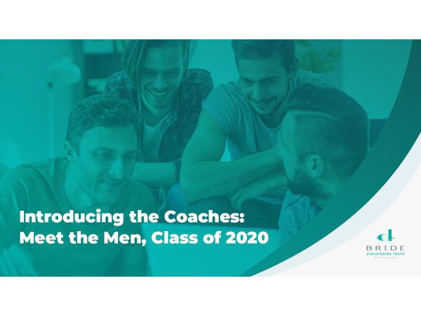 Introducing the Coaches: Meet the Men that Graduated in the Class of 2020