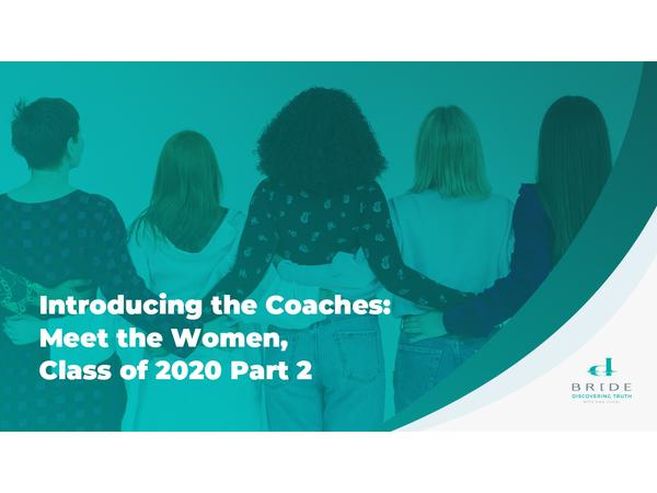 Introducing the Coaches of 2021 Meet the Women Part 2