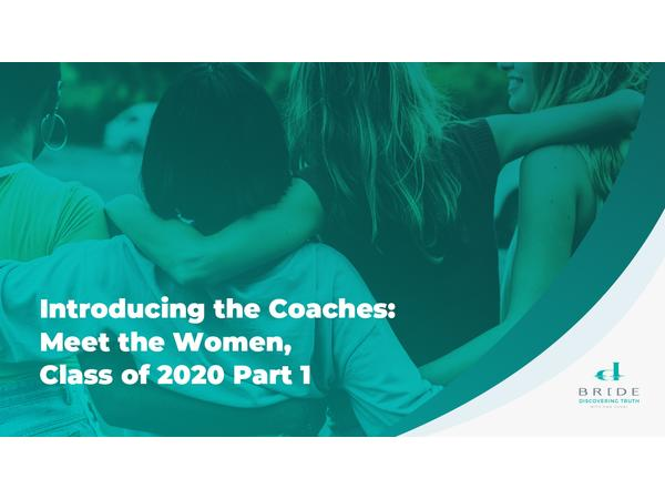 Introducing the Coaches of 2021 Meet the Women Part 1