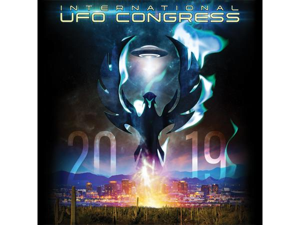 Karen Brard, The 2019 International UFO Congress 08/13 by